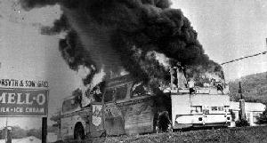 Freedom Riders Bus - Anniston, Alabama