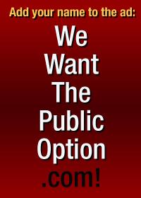 We Want the Public Option!