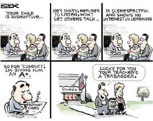 Cartoon by Steve Sack - Minneapolis Star-Tribune