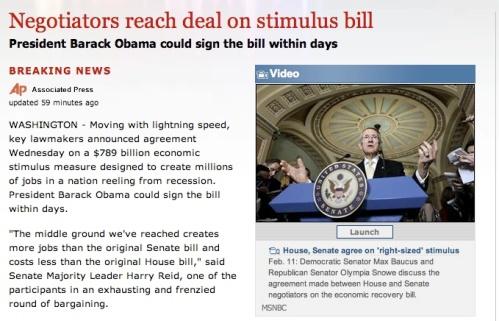 stimulus-headline